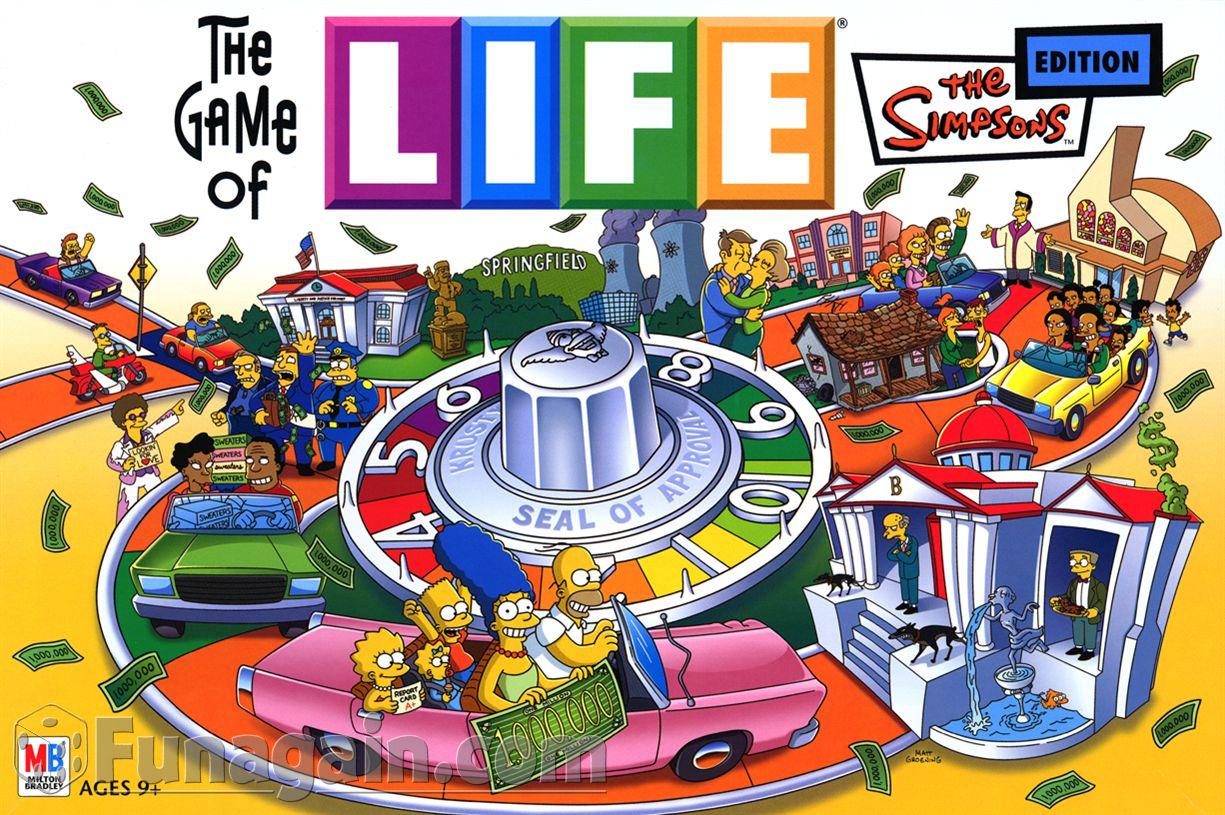 essay game life