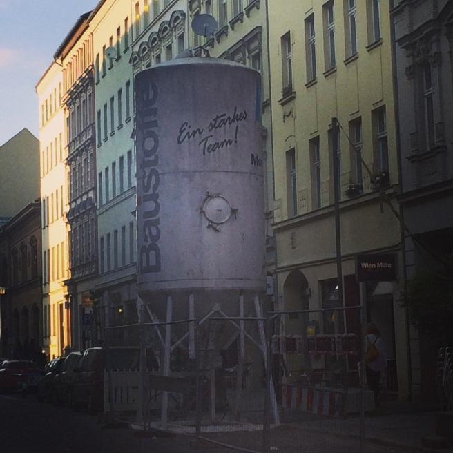 Instagram filter Ackerstrasse