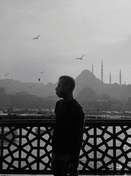James Baldwin in Istanbul (Google image search)